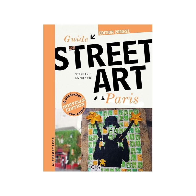 348 Guide du street art à Paris