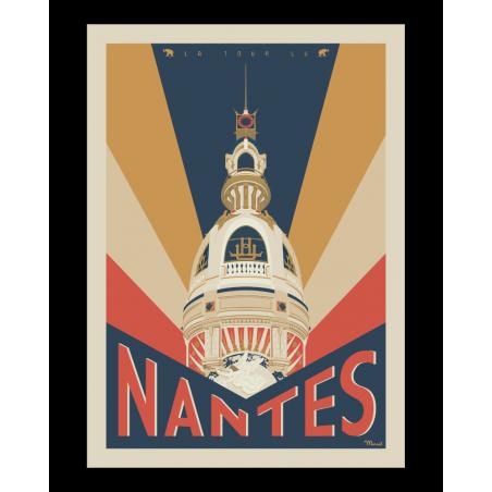 """406 Marcel - NANTES """"La Tour LU"""""""