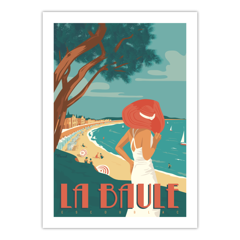 408 Marcel - La Baule