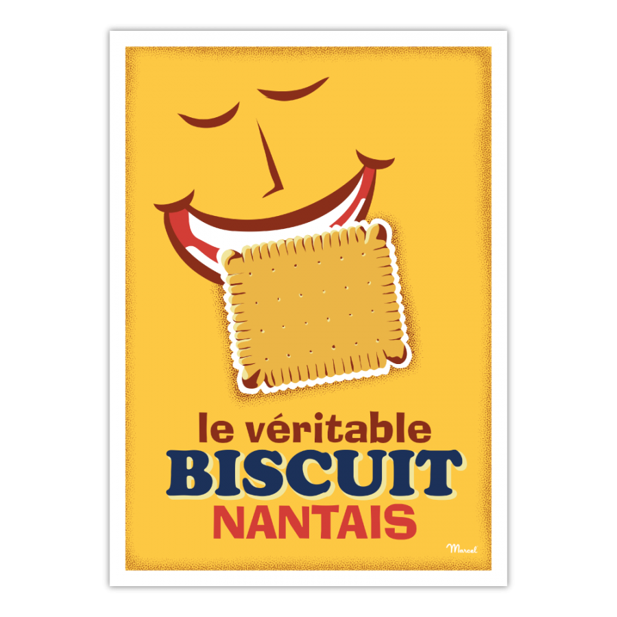 """409 Marcel - """"le Biscuit Nantais"""""""