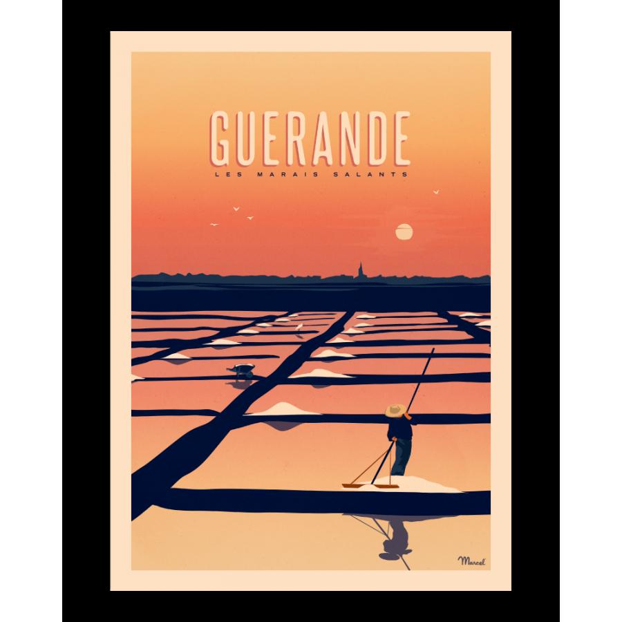 """410 Marcel - GUERANDE """"Les Marais Salants"""""""