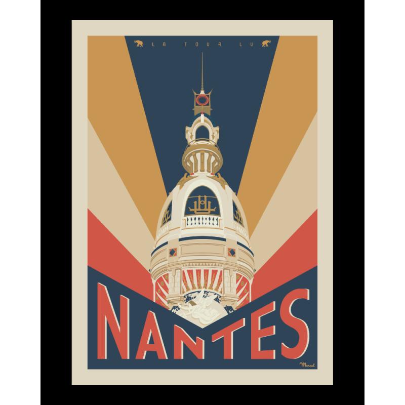 """Marcel -  NANTES """"La Tour LU"""""""