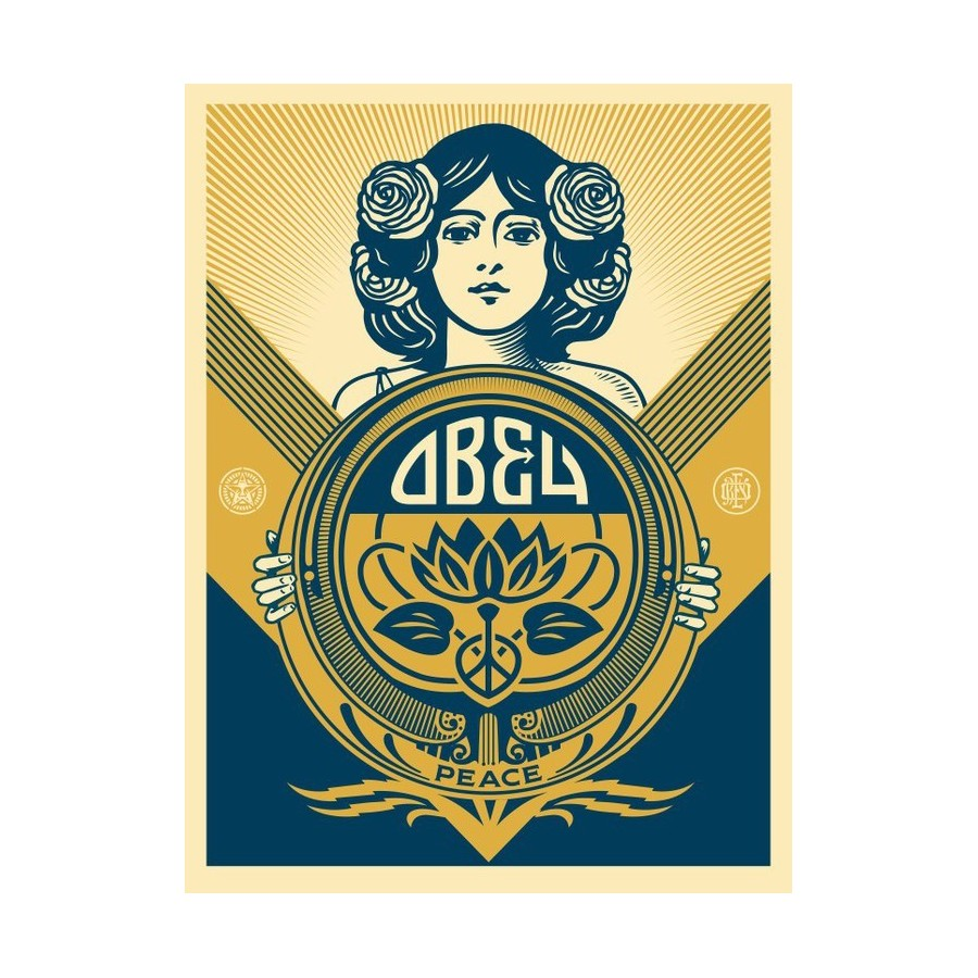 233 Shepard Fairey Obey - Holiday 2016