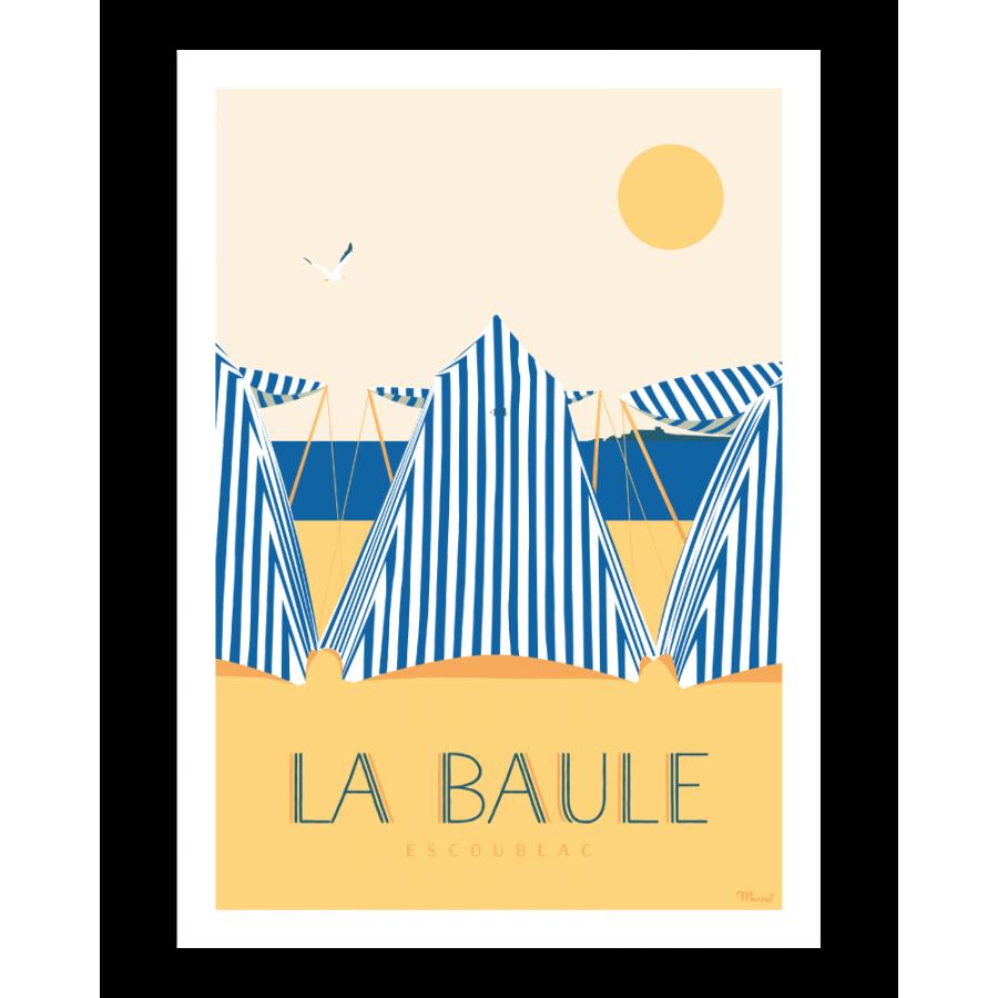 Marcel - LA BAULE Les Tentes