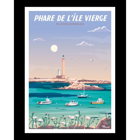 Marcel - PHARE DE L'ÎLE VIERGE