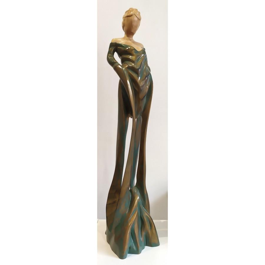 Najean - Elegante Bronze ajourée