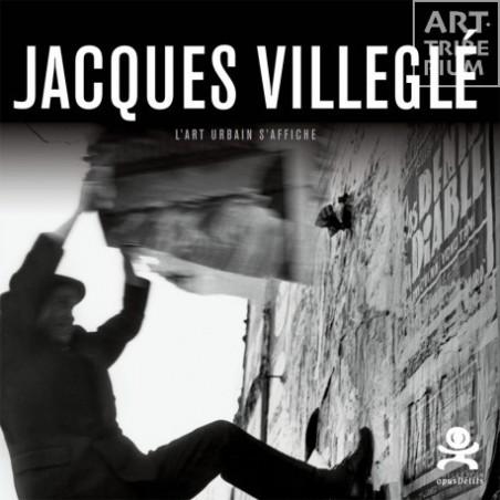 104 Opus délits - Jacques Villeglé