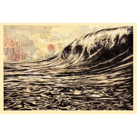 26 Shepard Fairey Obey - Dark Wave