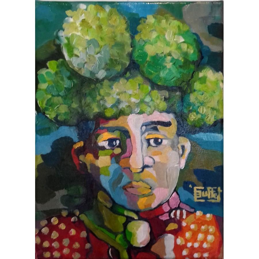 151 Julie Buffet - L'homme cactus 4