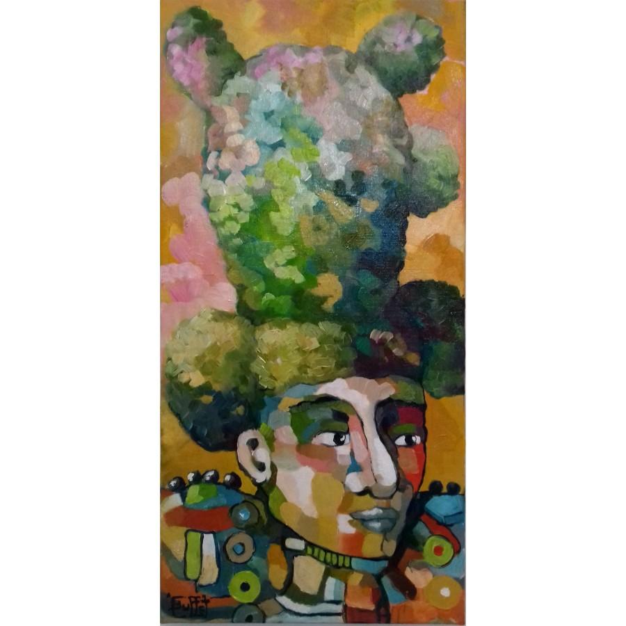 149 Julie Buffet - L'homme cactus 2