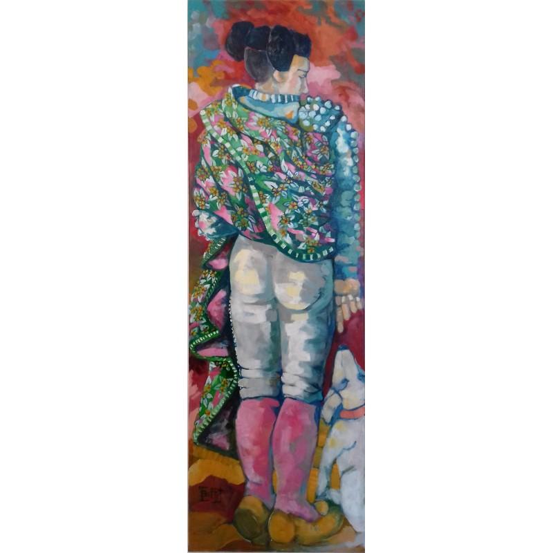 147 Julie Buffet - Le torero lumière