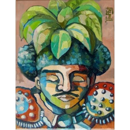 150 Julie Buffet - L'homme cactus 3