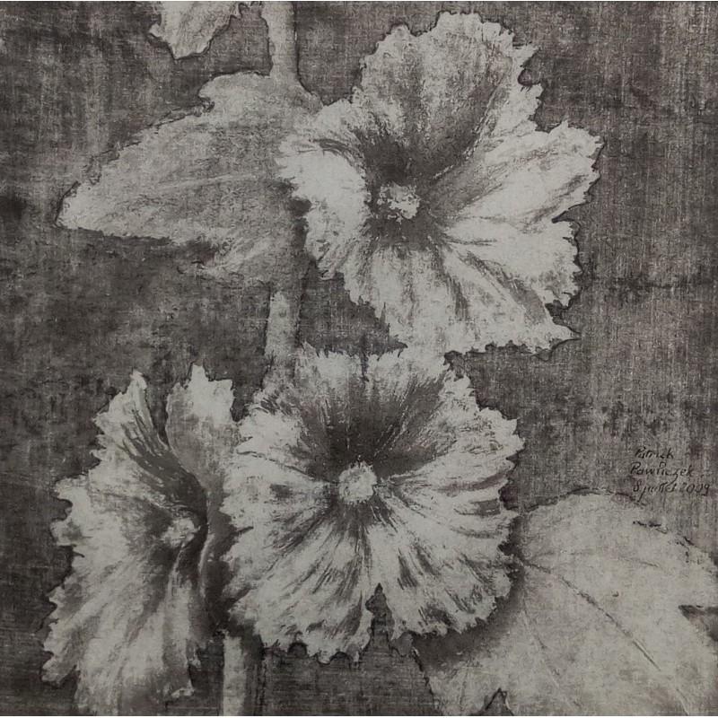 157 Patrick Pawliczek - Rose trémière