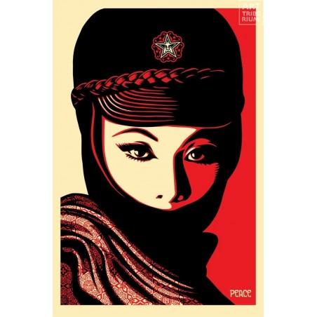 29 Shepard Fairey Obey - Mujer Fatale