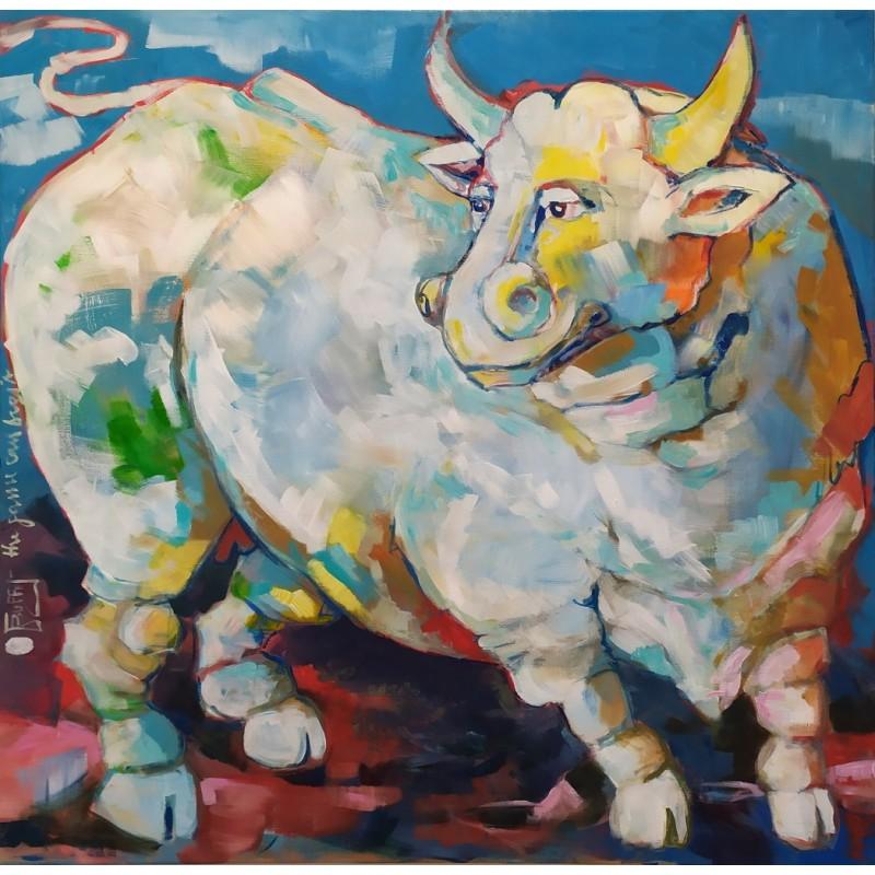 185 Julie Buffet - Le taureau blanc