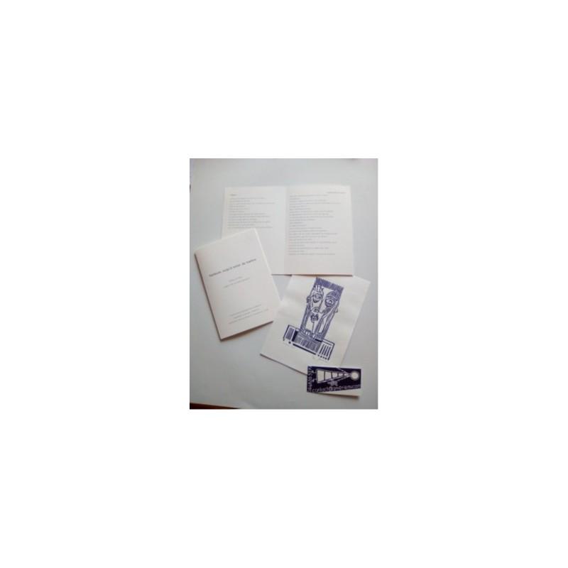221 H.Le Noë & Smérieau - Livret avec linogravure