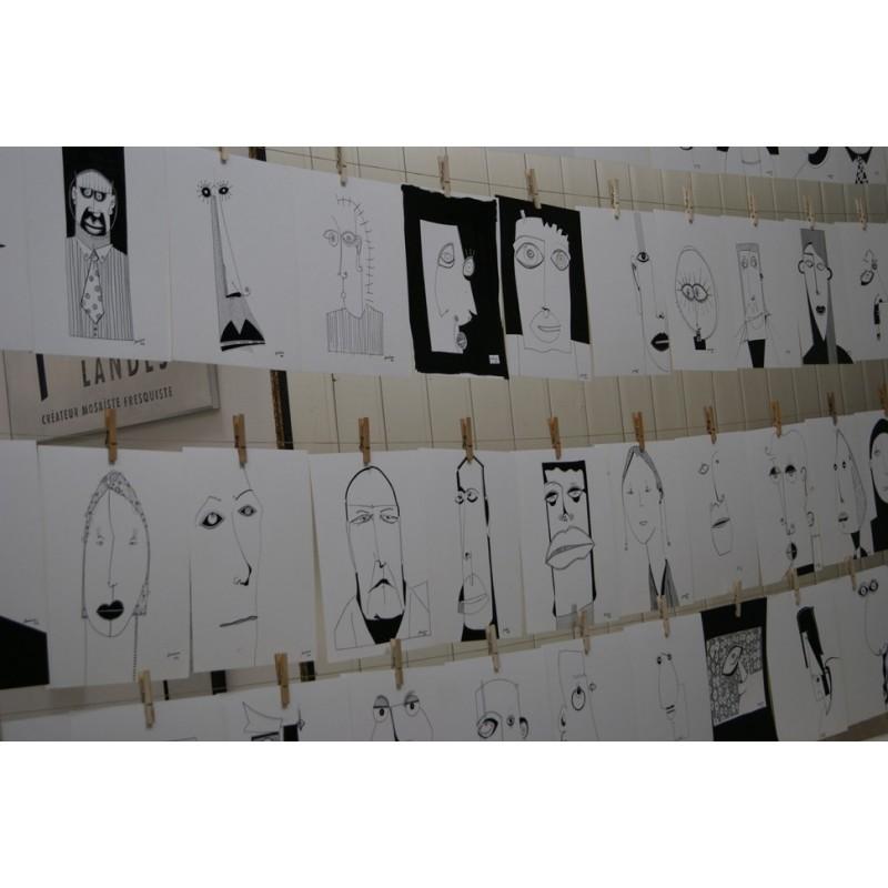 220 Le Noë & Smérieau - Portfolio Portraits avec texte