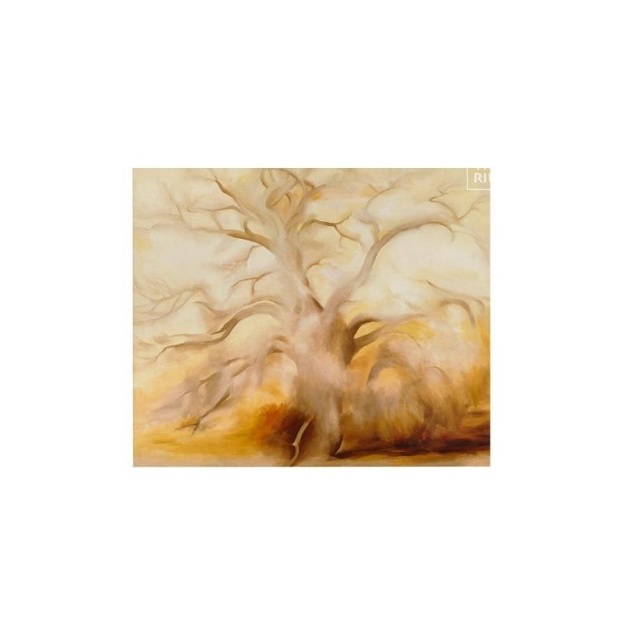 43 Georgia O'Keeffe - Winter Tree III, 1953
