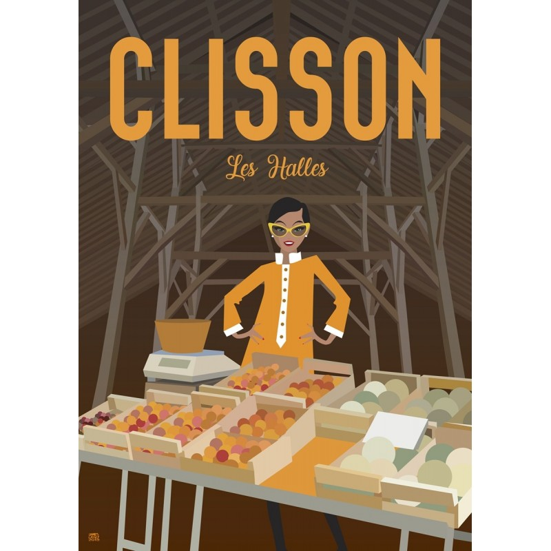 280 James Lassey - Clisson Les Halles