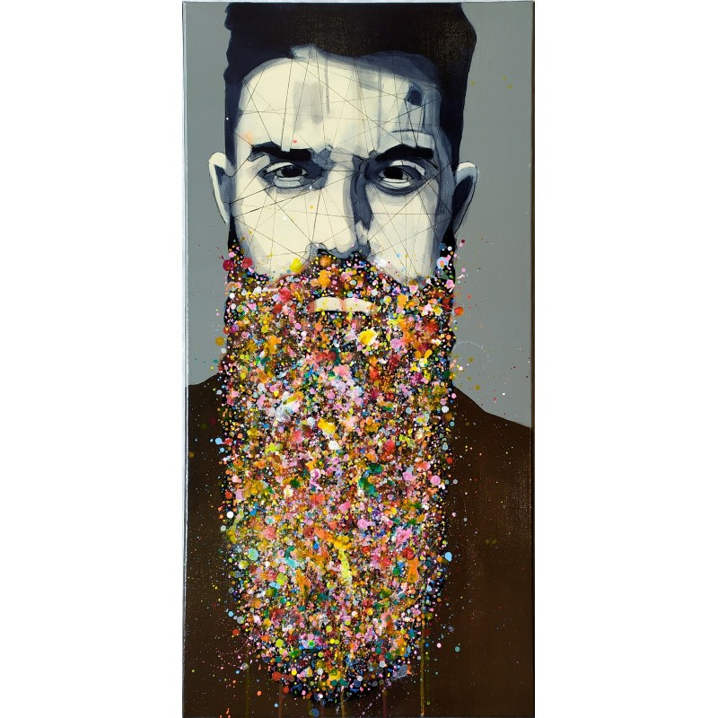 Bigdav - Barbu Pointillisme