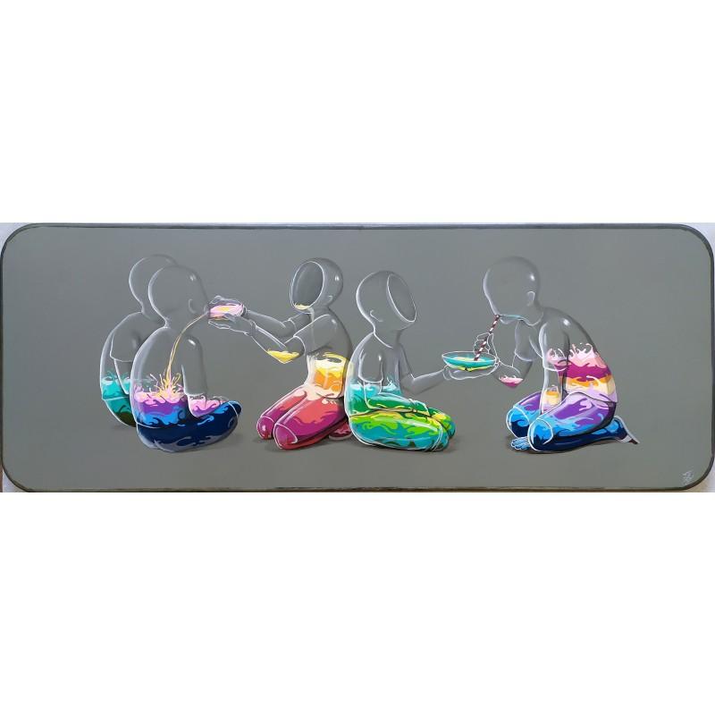 340 Flog - Mélange de couleurs