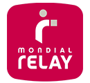 Livraison par Mondial Relay